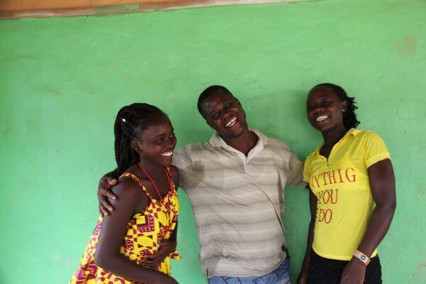 Støtten fra Danmarks Indsamling er gået til at styrke to ungdomsnetværk i det sydøstlige Liberia.
