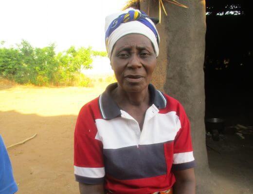 Dalles Nkhuynda følte sig snydt af mellemhandlere. I dag ved hun hvordan hun selv får mest muligt ud af sin høst.