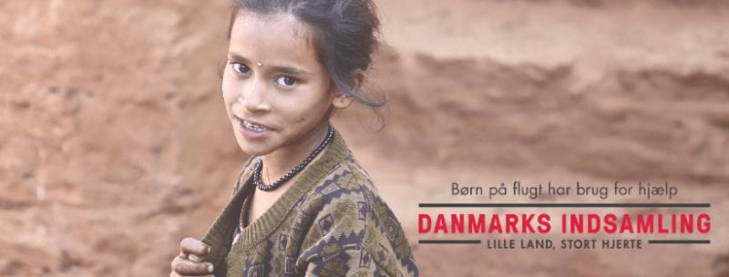 Danmarks Indsamling coverbillede