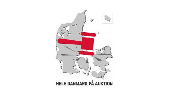 Danmark på Auktion