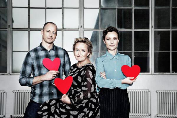 Danmarks Indsamling 2020 værter