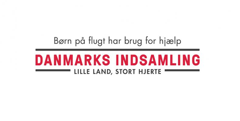 danmarks indsamling logo