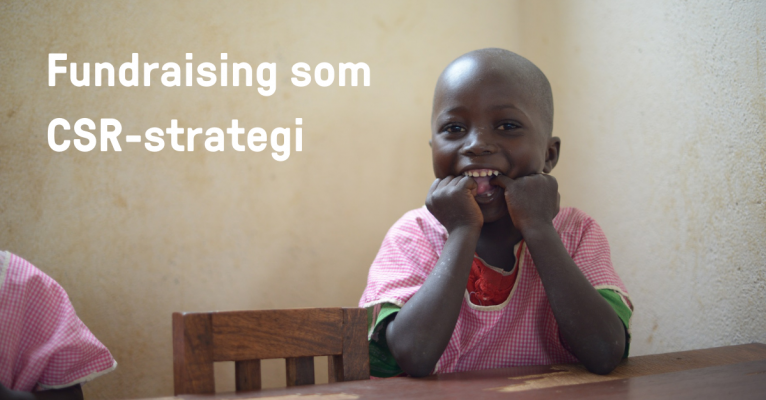 fundraising csr strategi danske virksomheder