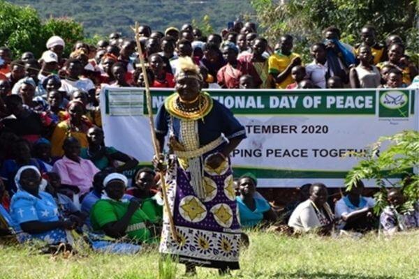 Rural Women Peace Link og VedvarendeEnergi