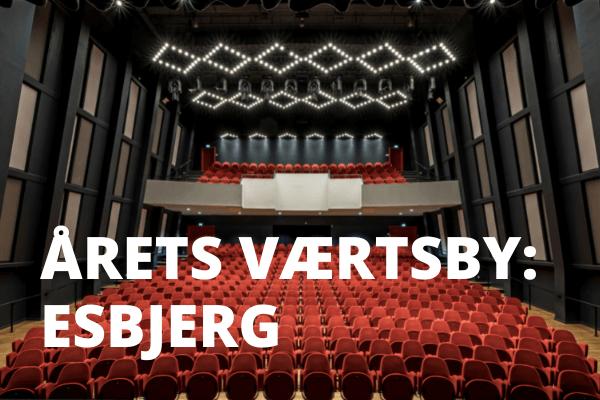 Esbjerg er værter for Danmarks Indsamling 2022